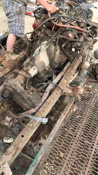 1976 scout transfer case Perth East, N0K