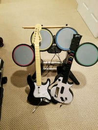 Drums and Guitars for Gaming Systems Deptford Township, 08096