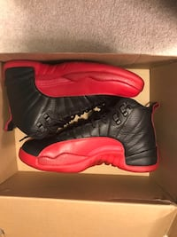 Flu game 12 size 8