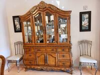 Dining Table Set / China Cabinet