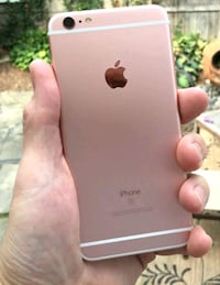 rose gold iPhone 6s Montreal