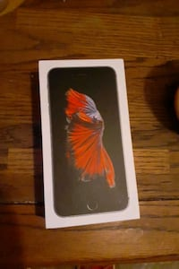 iPhone 6s plus box (only the box) Bernville, 19506