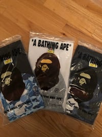 Bape tees: Size Medium Whitchurch-Stouffville, L4A