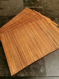 Bamboo Placemats Toronto, M8Y 0B6