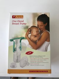 Manual breast pump  Riverside, 92508