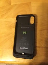 MOPHIE BATTERY CASE FOR IPHONE. XR