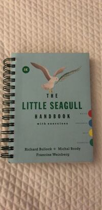 The Little seagull handbook with excercises Dumfries, 22026