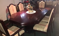 Need it gone ASAP! Cherrywood dining set  Markham, L3P 6X4