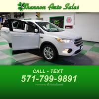 2017 Ford Escape SE Manassas