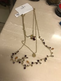 NWT Loft Necklace  Manchester, 03102