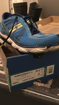 Brooks PureConnect 3 running shoes - 10.5