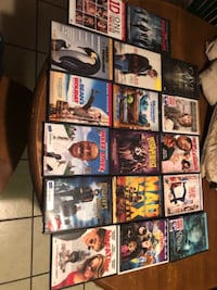 DVDs For Sale!