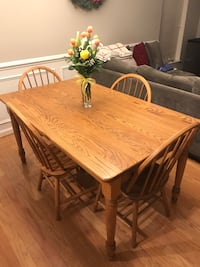 Solid Wood Kitchen/Dining Table Fairfax, 22030