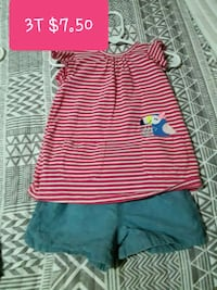 Toddler Girl Clothes 3T Corpus Christi, 78407