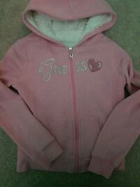Guess girls pink sweater  Pickering, L1W 2P4