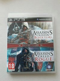 ps3 oyun - Assassin's Creed Black Flag / Rogue İçerenköy Mahallesi, 34752