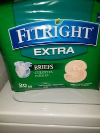 sm to 4xl diapers or pullups adult $5 a pack  Oklahoma City
