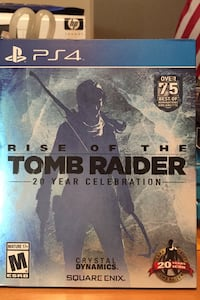 PS4 game with book Oakton, 22124