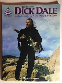Dick Dale Sheet music and Tabs Los Angeles, 91605