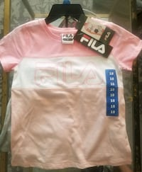 FILA GIRLS 2PC SHORT SET (NEW) Calgary, T3B