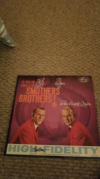 Smothers Brothers MG 20611 Wheaton-Glenmont, 20902