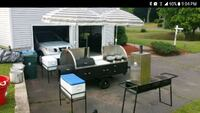Heavy duty custom made food trailer Kissimmee, 34744
