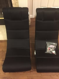 2-rocker game chairs/w speakers Eugene, 97404