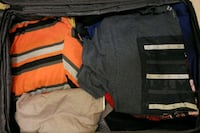 Suit case full of (mostly) brand new clothes. OBO  Orlando, 32817