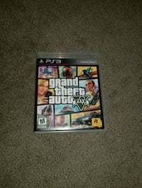 BRAND NEW GTA 5 FOR PS3 Toronto, M9P 1A5