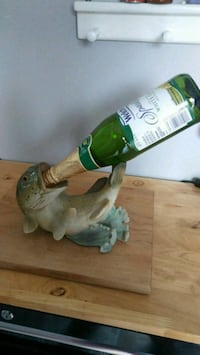 Large mouth bass wine bottle holder Minneapolis, 55430