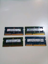 Laptop Memory Four 4GB PC3 Northport