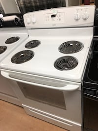 White Kenmore Coil Top Stove Woodbridge, 22191