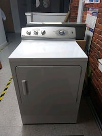 White front-load clothes dryer Amesbury, 01913