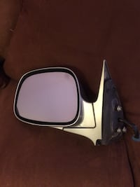 02-07 Buick Rendezvous Driver's side mirror