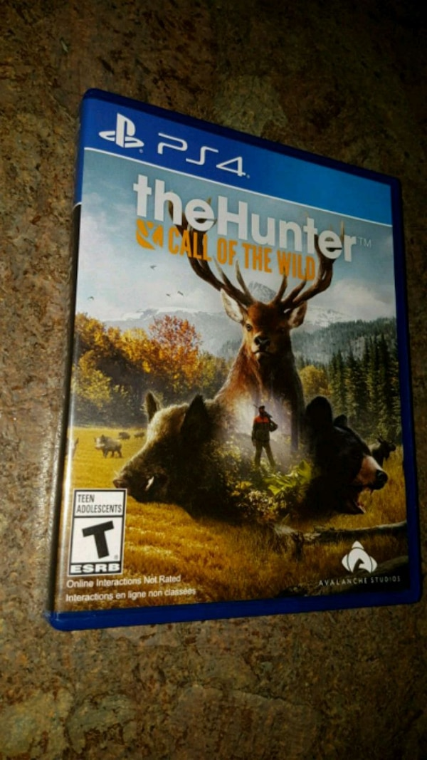 The Hunter (Call of the wild) for PS4 (Only $10) c0c76347-8b4c-434d-a346-13d90d8c0f14