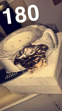 Versace belt Fairfax, 22032
