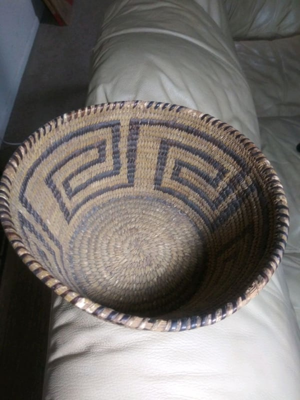 Real American Indian Basket 807ad0a5-bb5e-4119-8325-724c4a3d48cd