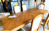 7 piece Dining Room Table Leon Valley, 78238