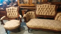 Antique loveseat and chair Littlestown, 17340