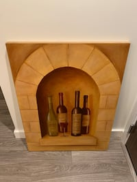 Hand Painted Italian Canvas - Wine Bottles Arlington, 22203