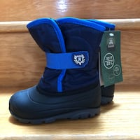 Kamik toddler winter boots size 10. NWT  Barrie, L4N 0K8