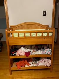 Changing Table & Pad