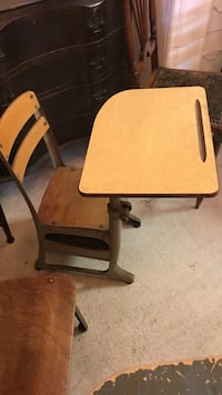 Antique children's school desk Santa Barbara, 93103