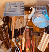 Lot of Kitchen Tools