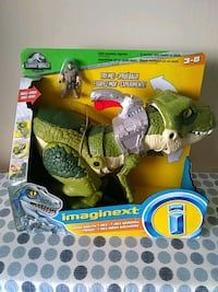 Jurasic world mega mouth T. Rex Brampton, L6T 4W2
