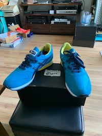 Brand new Onitsuka tiger Blue Teal size 12