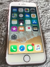 Mint condition iPhone6s like new 128gigs   London, N6B 0A4