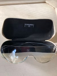 Authentic (with real pearl) CHANEL Women's Sunglasses