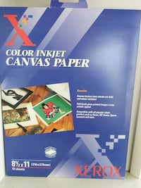 New Color Ink Jet Canvas Paper Newport Beach, 92661