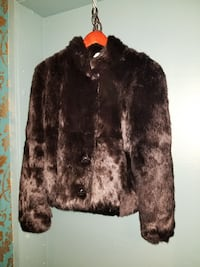 Women's 100% Rabbit Fur Coat Vancouver, V6P 4J3